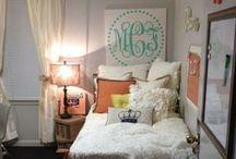 dorm. sweet. dorm. / by Jessica Beecham