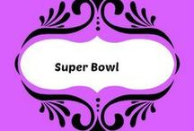 SUPERBOWL   #superbowlchicks / A Pinterest Board full of ideas, recipes and everything Football!