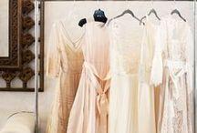 wedding // dresses