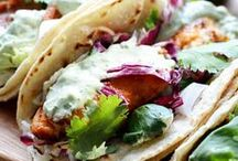 Taco & Mexican Recipes / Taco recipes and other Mexican-inspired recipes for every craving! Plus, lots of gluten free recipes, paleo recipes, and real food/clean eating recipes.