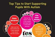 Autism Awareness Day / Raise awareness and support for students with autism with these free lesson plans and teaching resources covering a range of issues faced by autistic people. Got something you think we should pin? Please email aysha.aziz@tesglobal.com / by TES Teaching Resources