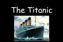 Titanic Anniversary / What are you teaching on April 15th to mark the Titanic's anniversary? Here are some fantastic, hand picked resources to help teach your students. Got something you think we should pin? Please email: matthew.taylor@tesglobal.com