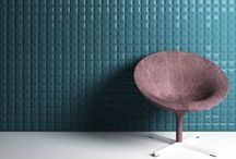 Green and Blue Inspiration - For the Home / Home spaces with a color in common