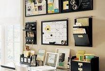 Home office / Home office - Ufficio in casa - Studio