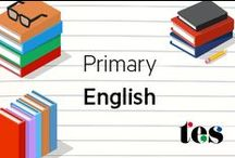 Primary: English / A selection of the best primary English resources from TES authors