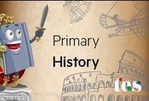 Primary: History / A selection of inspiring primary History teaching resources from TES.com. KS1, KS2.
