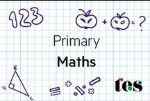 Primary: Maths / Primary Maths resources. To be considered as a collaborator, please email 'chris.birrell@tesglobal.com'.