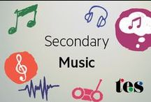 Secondary: Music / If you sell your resources on Tes.com and would like to be a contributor, please email social@tesglobal.com