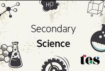 Secondary: Science / The best secondary teaching resources on TES. Science Resouces. Biology. Chemistry. Physics. GCSE. To be considered as a collaborator, please email 'chris.birrell@tesglobal.com'