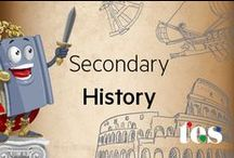 Secondary: History / This board contains great teaching resources that focus on Secondary History topics.