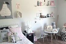 Chambre enfant / Kid's room / De jolies chambres d'enfants, pour nous inspirer et faire de jolies décorations