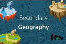 Secondary: Geography / Our pick of the best physical geography resources made by the vibrant community of teachers on TES. Secondary human and physical geography resources.