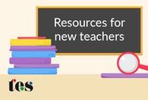 New Teacher Teaching Resources / New Teachers. Essential teaching resources written by experienced teachers who've been in your shoes. Back to School resources. Classroom support and ideas.