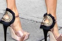Shoe Fetish / by Julie Forrest