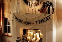 Halloween / All things Halloween! Decor, pumpkins, things to do, etc...