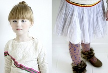 Kenzie Is Wearing / Kenziepoo fashion for kids / by La Petite Magazine