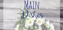 Main Dishes / What's for dinner mommy? Main dishes that will please the whole family! Healthy eating and clean eating recipes for the family!