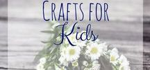 Crafts for Kids / Crafts the kids would love to do. Could be part of homeschooling, holidays, or just for fun!