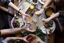 Eats & Drinks / by Laureen Langbein