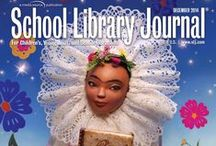 SLJ Covers / Covers from School Library Journal, a monthly national magazine and website dedicated to information specialists and teachers who work with kids and young adults