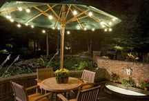 Patio Ideas / Projects, ideas and inspiration for the front and backyards.  / by Rebecca Glenn