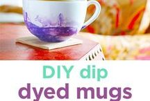Easy DIY / Impress with these coffee-related crafts & ideas.