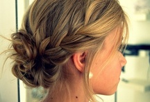 hair / by Tyra Buehner