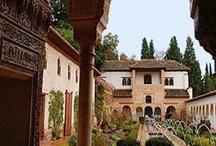 La Alhambra de Granada / by Lucia Millan Sanchez