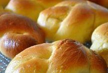 bread, desserts & cookies