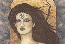 Goddess / by Tea Lady patinkc