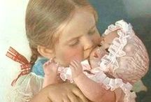 dolls / by Judith Punkari