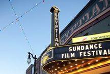 Sundance Film Festival / Robert Redford's Sundance Film Festival is held in Park City and the surrounding areas each January.