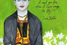 Frida / Frida Kahlo