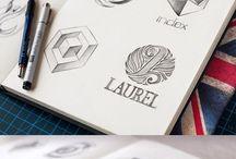 DISEÑO branding/logo/papeleria