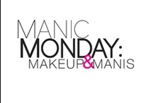 BLOG: Manic Monday: Make-up and Manis / The Iconic Lifestyle Blog shares Make-up and Mani Tips to jumpstart your week. www.iconiclifestyleinc.com
