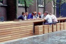 DISEÑO mobiliario urbano