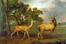 Animals in Paintings