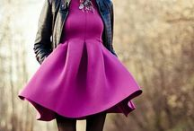 Radiant Orchid / I REALLY LOVE THIS COLOR!