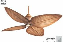 Ceiling Fans / Great Ceiling Fans from top brands.  / by Home Perfect