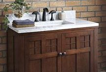 Bathroom Vanities / A Great Collection of Bathroom Vanities to help with your bathroom renovation. / by Home Perfect