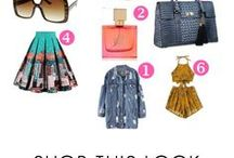 Shop with a Stylist / Shop this board. Curated by Fashion Stylist, April Clark