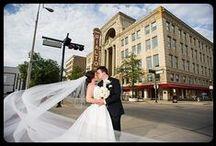Weddings at Rialto Square Theatre