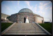 Weddings at the Adler Planetarium