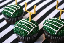 4th and Goal / Football season.. snacks, parties, decorations
