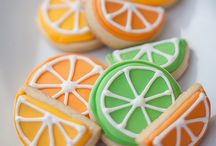 Zest Fest - All Things Orange / A collection of ways to do your own version of Crushfest at home!