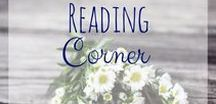 Reading Corner / This board is a list of great blog posts to read or keep for future reference. They are personal goals and areas of life I want to improve upon.