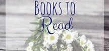 Books to Read / So many great books and just not enough time to read them all!