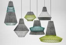 Lamper / En billedbank over spændende udformning af lamper