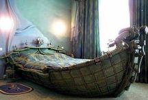fantasy beds