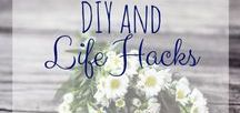 DIY and Life Hacks / A list of genius DIY projects and hacks for life and home!